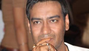 Holi special: Ajay Devgn is an Indigo man!