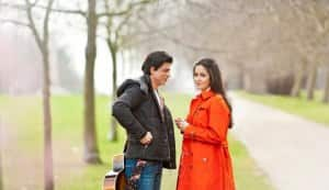 Shahrukh Khan and Katrina Kaif: First look of Yash Chopra's new film