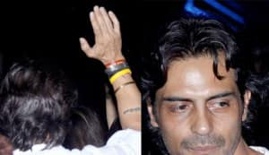 Arjun Rampal parties hard!