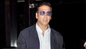 Why will Akshay Kumar not do action scenes after five years?