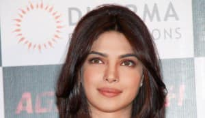 Priyanka Chopra takes a break from social networking