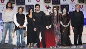 Emraan Hashmi, Kalki Koechlin, Konkona Sen Sharma, Huma Qureshi turn creepy at the Ek Thi Daayan event