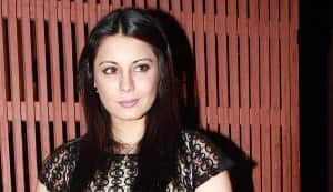 Minissha Lamba throws a fit!