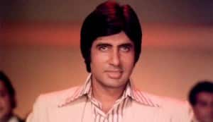 Did Amitabh Bachchan suffer from short-term memory loss?