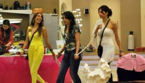 BIGG BOSS 5: Pooja Bedi, Vida and Pooja Misrra punished