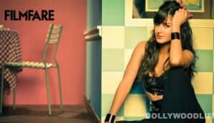 Isn't Katrina Kaif a cute li'l seductress on the latest Filmfare cover?