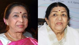 Asha Bhosle on Lata Mangeshkar: Didi is like my mother