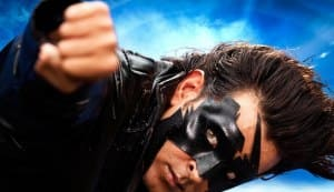 Is Hrithik Roshan fit for action in 'Krrish 2′?