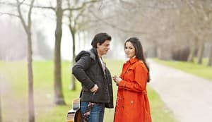 JAB TAK HAI JAAN song Saans: Shahrukh Khan and Katrina Kaif get up-close and personal