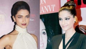 What makes Deepika Padukone think she's in a different league from Sonam Kapoor?