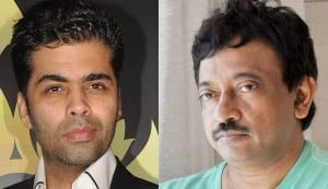 Ram Gopal Varma and Karan Johar end their war with The Attacks of 26/11