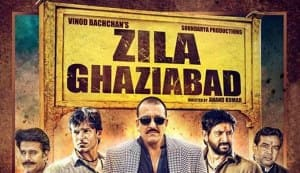 Zila Ghaziabad dialogue promos: Sanjay Dutt and Arshad Warsi engage in a war of words in this action drama