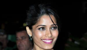 Freida Pinto, happy 28th birthday!
