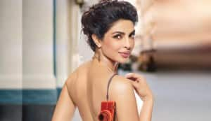 Priyanka Chopra voted Sexiest Back of B-town!