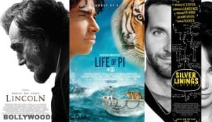 Oscar Awards 2013 nominations: Life of Pi, Lincoln & Silver Linings Playbook make India proud!