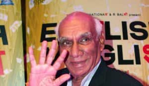 Filmmaker Yash Chopra passes away!